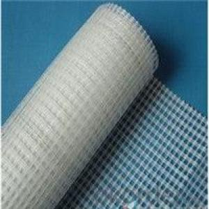Fiberglass Mesh Used to Reinforce Ground