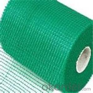 Fiberglass Mesh with Alkali Content: Medium