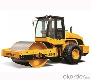 LONKING Brand Single Drum Road Roller CDM514D