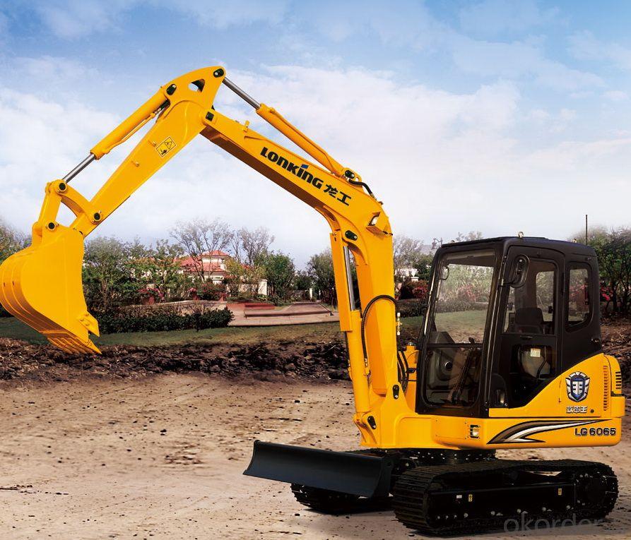 LONKING Brand Hydraulic Excavator CDM6085