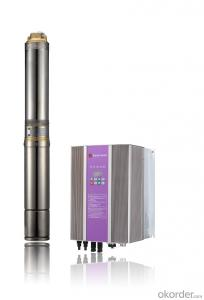 DC/AC Solar Water Submersible Pump With High Quality