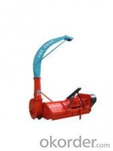 4JQ-1.5 Collected straw crushing machine