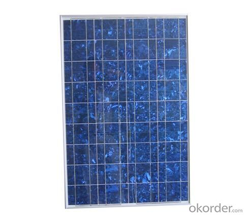 Polycrystalline Silicon Solar Modules 48Cell-200W