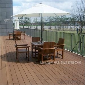 2015 deck wpc board plastic teak decking