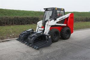 LONKING Brand Skid Steer Loader CDM312  with 1230Kg Rated Load