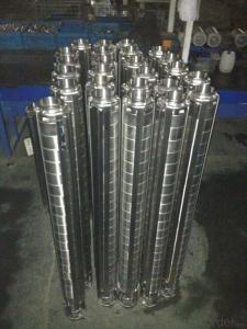 Deep Well Designed Submersible Water Pump