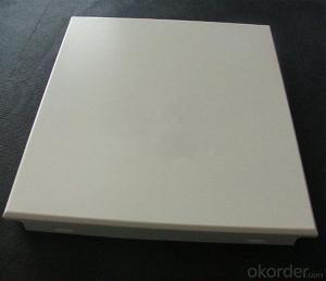 Aluminum Ceiling Panel with Good Quality and Price