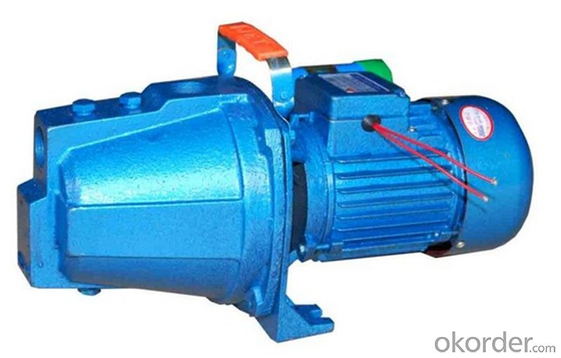 Marine Horizontal Self-priming Centrifugal Pumps