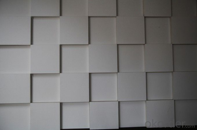 Fiberglass Acoustic Ceiling Density 80K Hot Sale