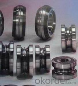 Tungsten Carbide Roll Ring for High Speed Wire Mill