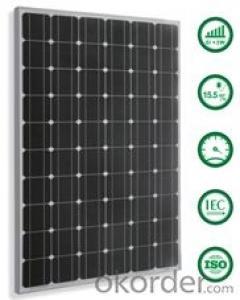 Monocrystalline Solar  Module SM572 195W