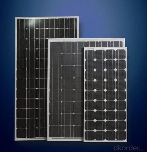 Polycrystalline Silicon Solar Modules 48Cell-190W