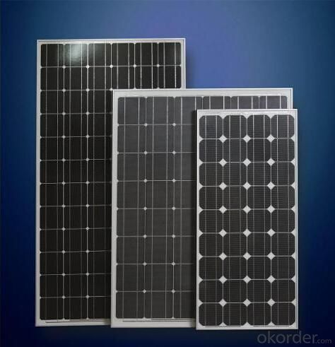 Polycrystalline Silicon Solar Modules 72Cell-300W