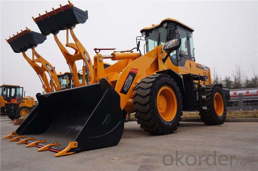 ZL08(CTX912) 0.8 ton Mini Wheel Loader/Front End Loader