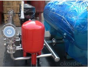 Vertical End Suction Inline Water Pump for Firefighting Application