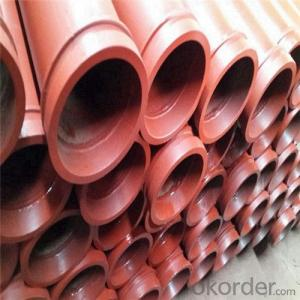3M Seamless Delivery Pipe for Putzmeister Concrete Pump