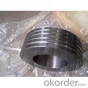 Tungsten Carbide Roll Ring Cemented Carbide Roll Ring for High Speed Wire Mill