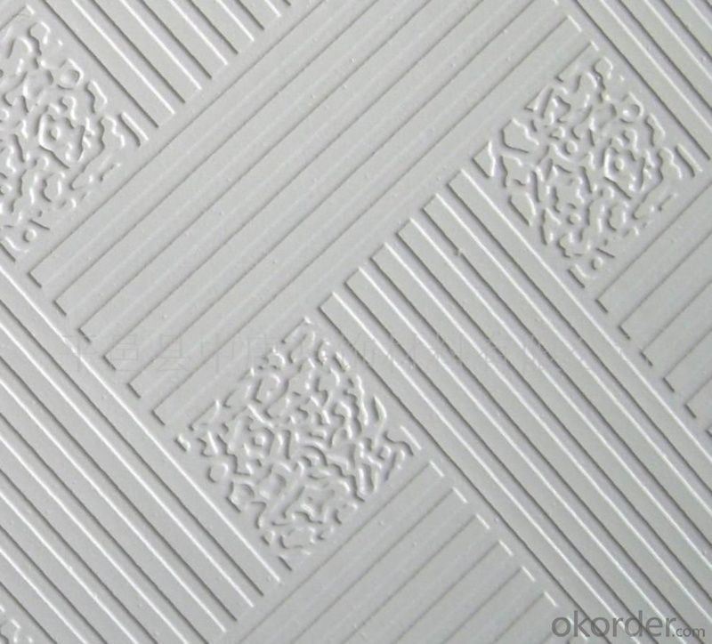 Buy gypsum board ceiling tiles for decoration use price