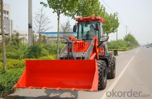 New product zl28f mini tractor wheel loader with diesel engine for sale low price