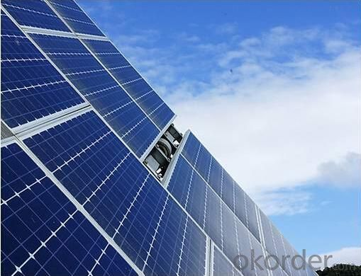 Monocrystalline Silicon Solar Modules 48Cell-205W