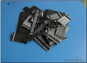 Steel fiber for cement price turkey  from CNBM