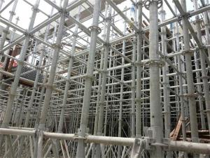 Ring Lock Mobile Scaffolding with Low Price