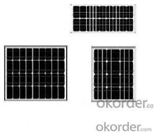 Solar Panel  A GRADE 300w of CNBM