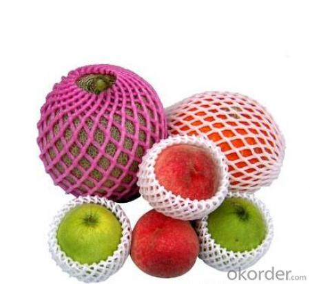 Protect Fresh Fruit Foam Mesh Net for sales