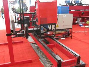 SP - Automatic Corrugated Plate Welding Machine