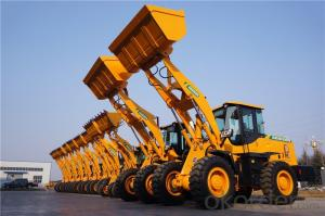 construction machine Haihong CTX926 wheel loader, cheap wheel loader