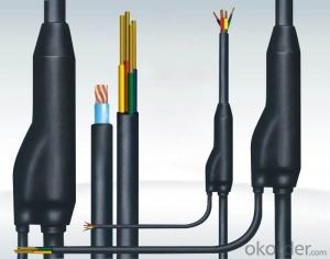 Assembled prefabricated branch cable FZ-ZRVV