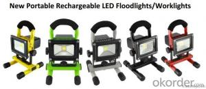 Rechargeable 30W LED Work Light High-quality