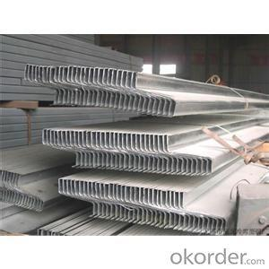 Z Shaped Steel With Different Specifications
