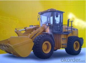 LONKING Brand Wheel Loader CDM858(2) with 3.0CBM Bucket