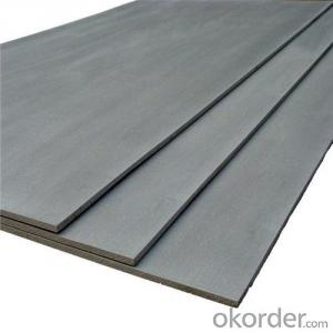 Fiber Cement Board with Both Sides Sanding Standard