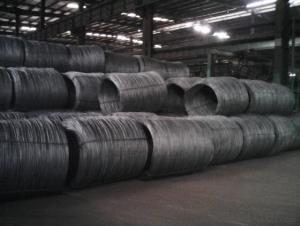 Hot Rolled Steel Wire Rod SAE1006-1018 for Making Steel Wire Mesh and Nail