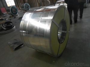 ASTM A653 JIS G3302 0.17mm - 2.0mm Hot dip Galvanized steel coil/GI/HDGI