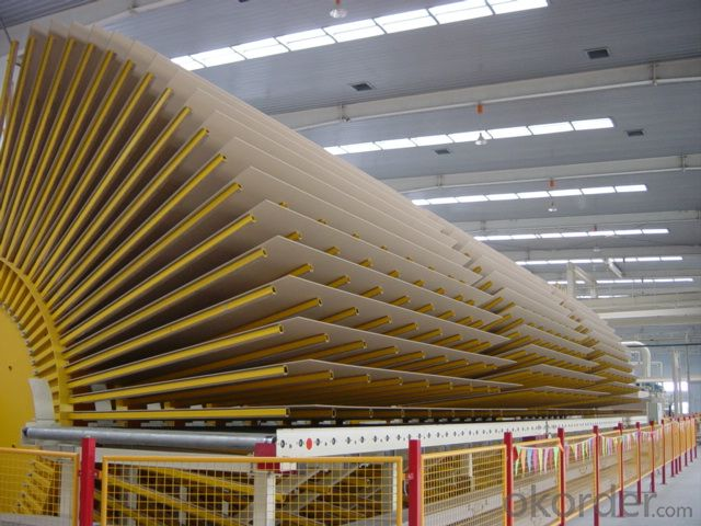 Plain Flexible High Density Fibre Hard board