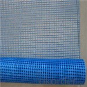 Fiberglass Mesh with Reinforcement Effect