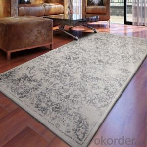 floor carpet tile through Hand Make with Modern Design