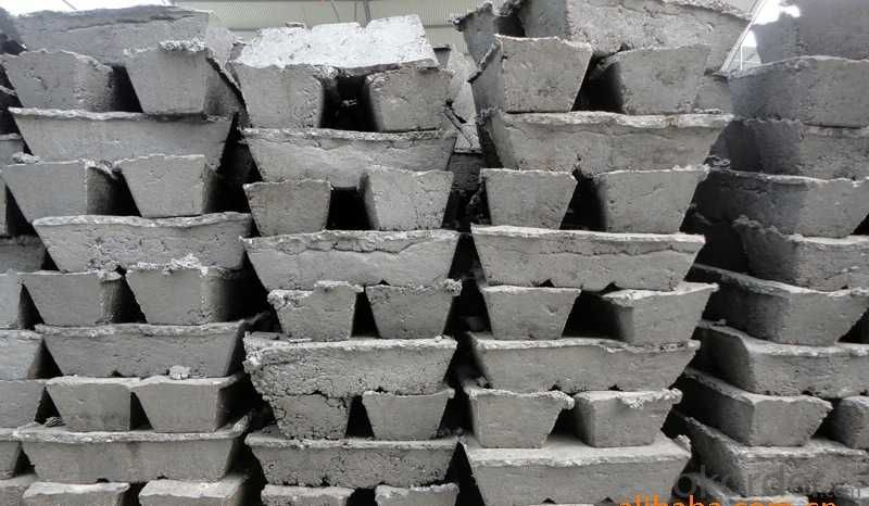 Carbon Electrode Paste Block with Low Ash