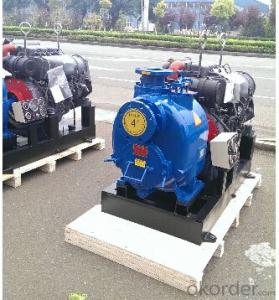 Portable Fire Fighting Water Pump with XBD Series