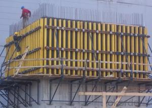 Film Faced Plywood / Concrete Formwork /