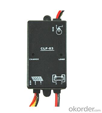 Solar Streetlight Controller Model CLP03
