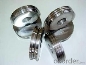Tungsten Carbide Roll Ring also called Cemented Carbide Roll Ring