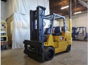 EPC3000-EP4000 Series lift trucks,the ability to operate over two shifts