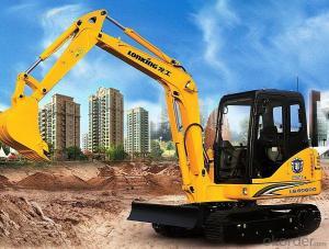 LONKING Brand Hydraulic Excavator CDM6065