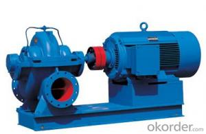 Split Casing Double Suction Centrifugal Water Pump