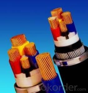 Aluminum Concentric 2*6 AWG power cable