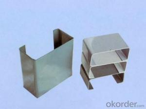 Galvanized C Shape Steel with Good Quality